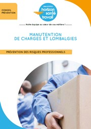 Manutention de charges et lombalgies