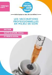Les vaccinations professionnelles en milieu de soin