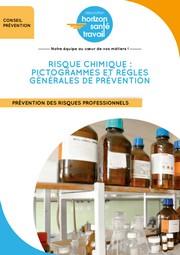 Risque chimique : pictogrammes et règles générales de prévention