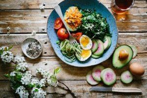 Des menus pour manger équilibré au travail