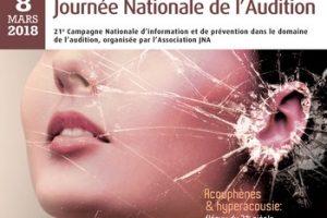 Jeudi 8 mars : journée de sensibilisation sur les risques auditifs dans nos centres